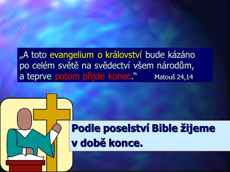 """""""... stali jsme se podívanou světu, andělům i lidem.""""... 1.Korintským 4,9b"""
