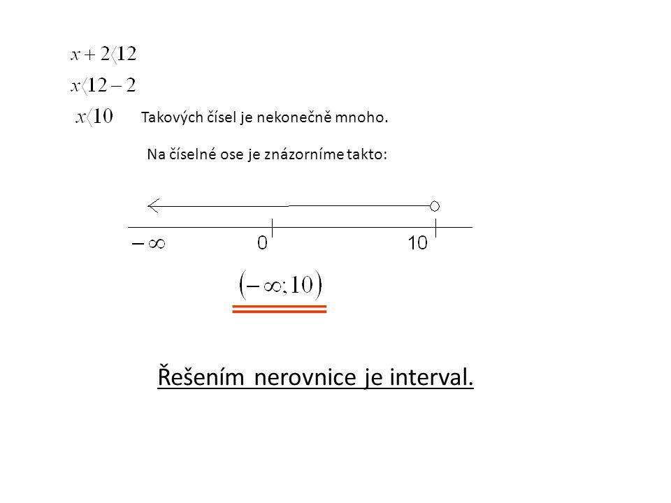 Mezi stranami nerovnice může být : L menší než P L větší než P L menší nebo rovno P L větší nebo rovno P Patří k sobě: ostrá nerovnost + prázdné kolečko +.
