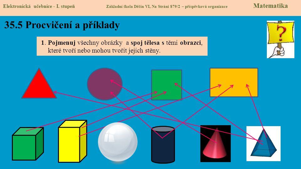 35.6 Něco navíc pro šikovné Elektronická učebnice - I.