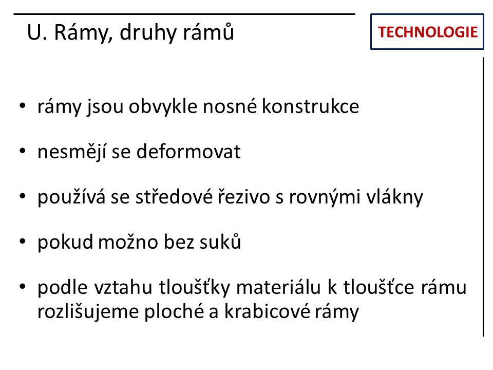 TECHNOLOGIE U.