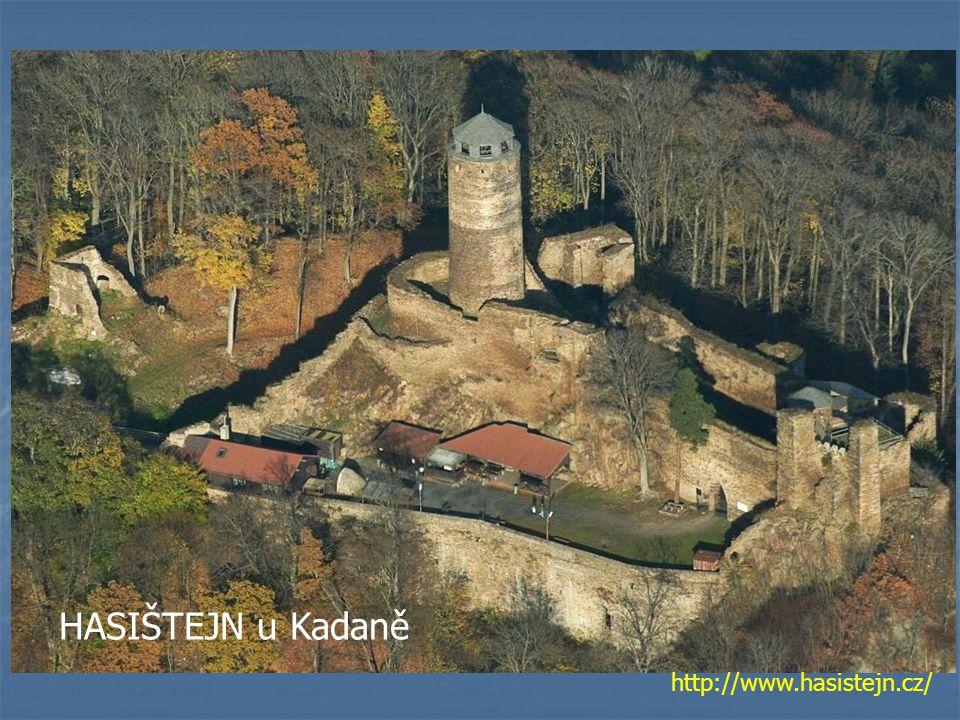 http://www.hasistejn.cz/ HASIŠTEJN u Kadaně