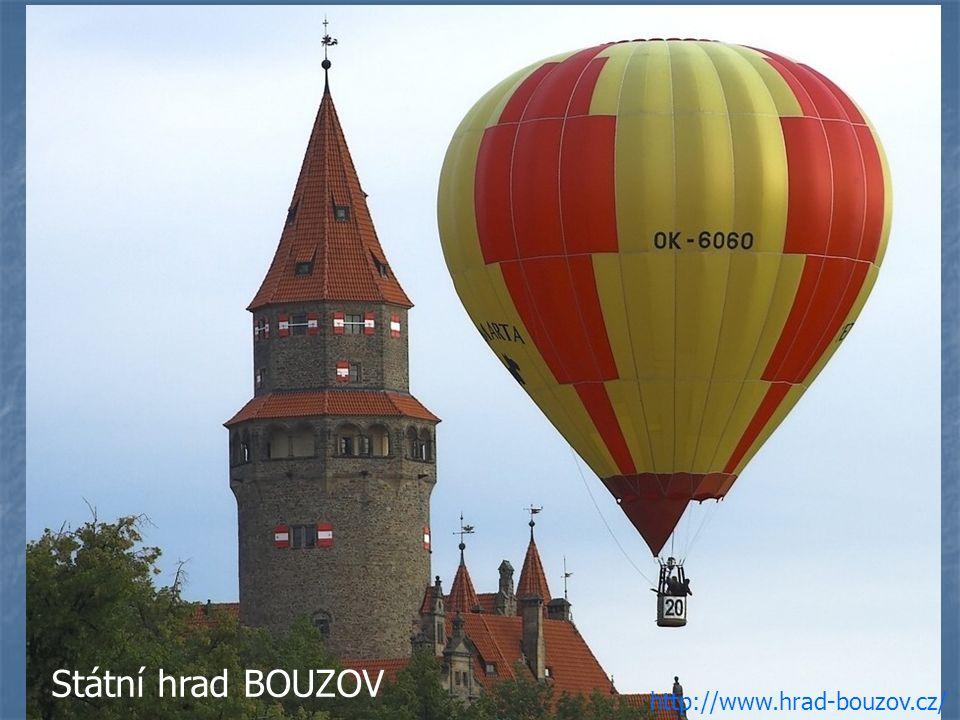 Státní hrad BOUZOV http://www.hrad-bouzov.cz/