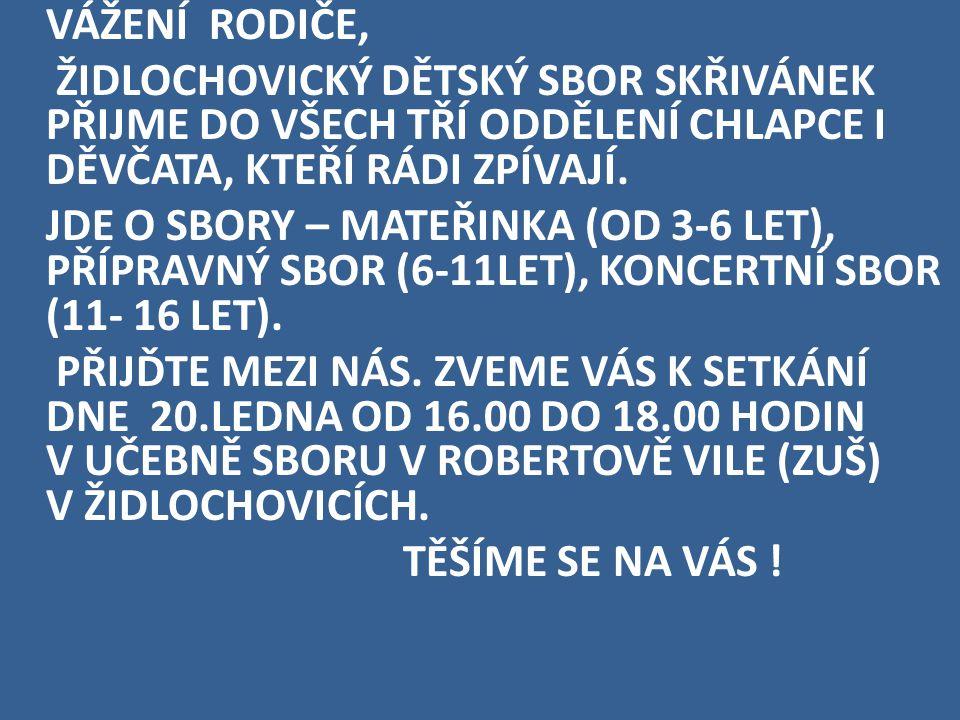 Divadlo Boleradice V sobotu 8.1.