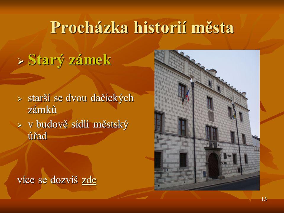 14 Procházka historií města  Kostel sv.