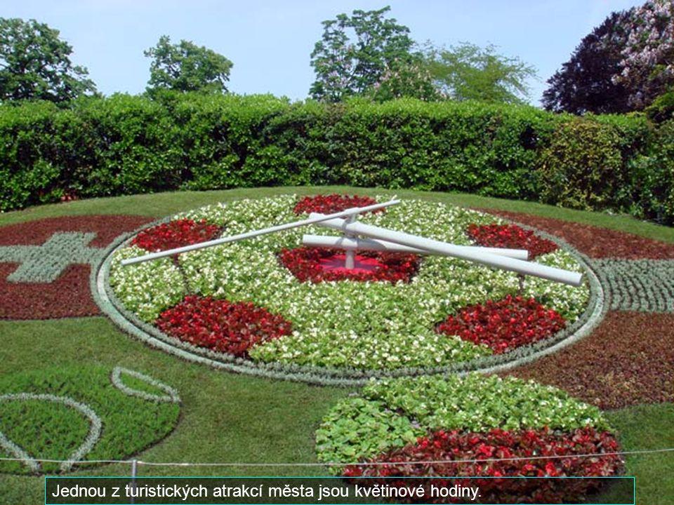 Druhým největším městem ve Švýcarsku je Ženeva. Leží na břehu ženevského jezera.