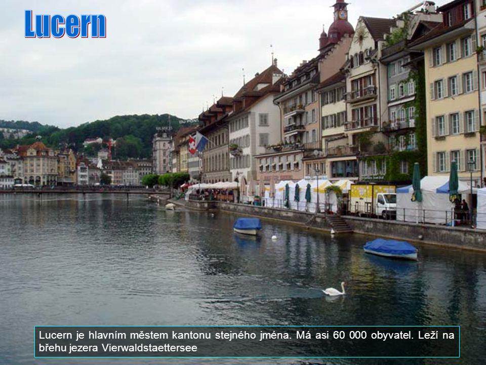 Curych je největší město ve Švýcarsku. Je hlavním městem kantonu Curych. Má 365 000 obyvatel. /
