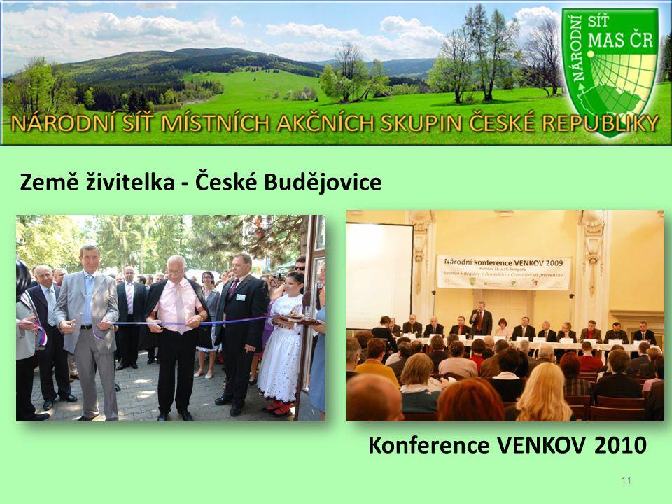 Země živitelka - České Budějovice Konference VENKOV 2010 11