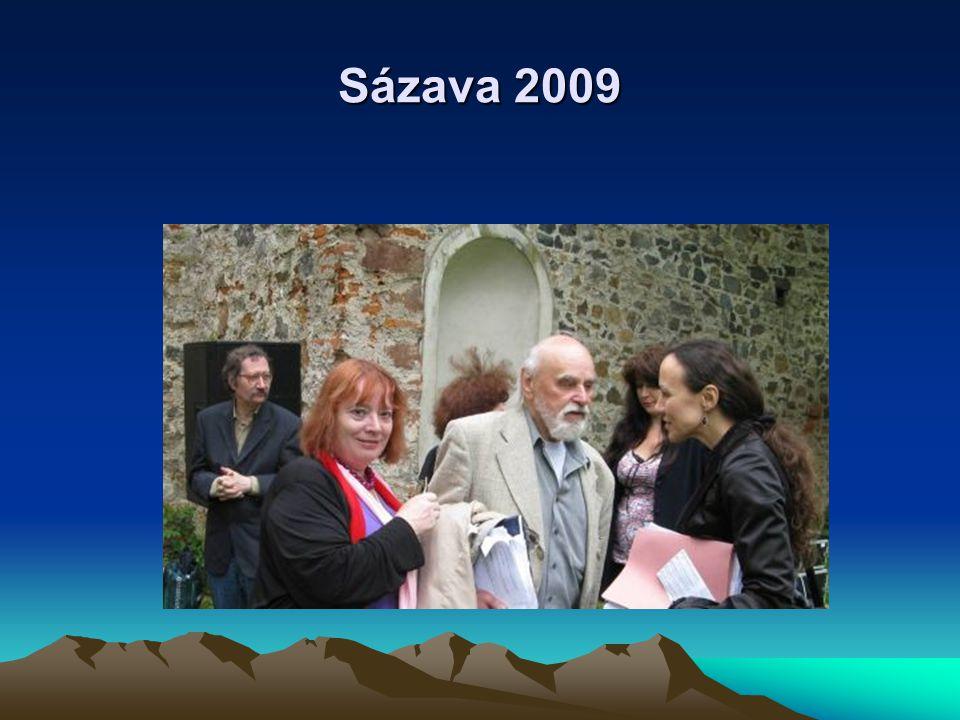 Sázava 2009