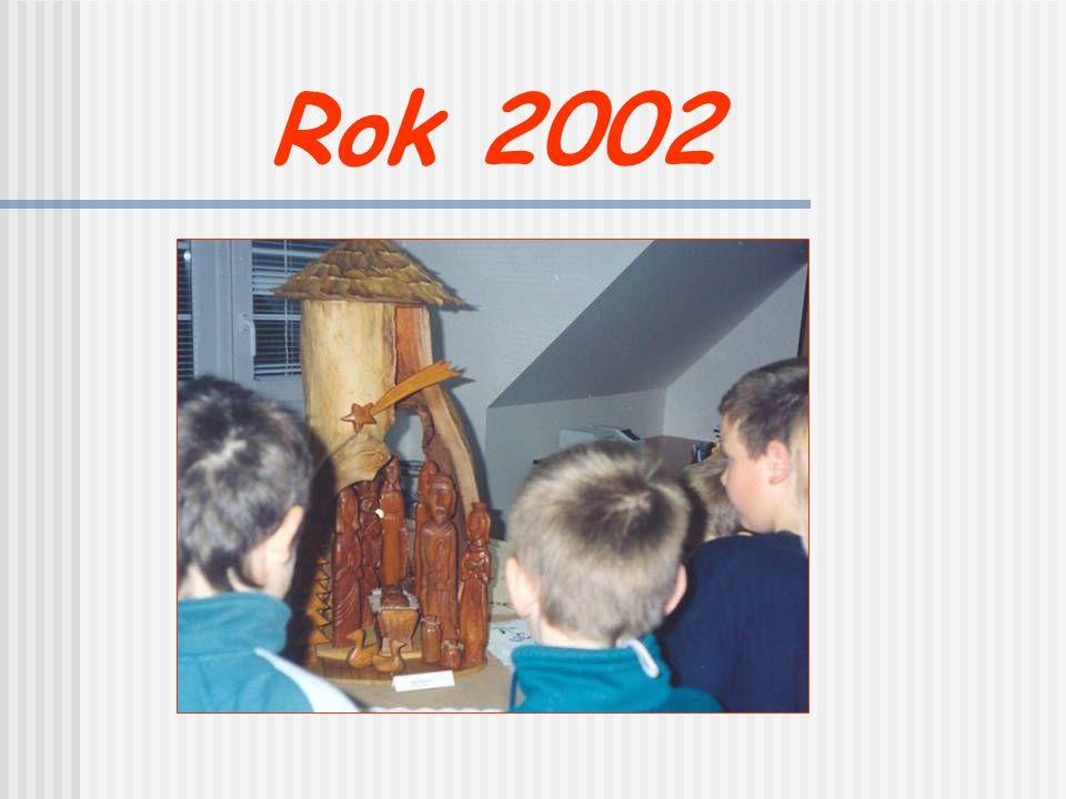 Rok 2001 – ADAPTACE Z důvodu adaptace v MěK se výstava v r. 2001 nekonala
