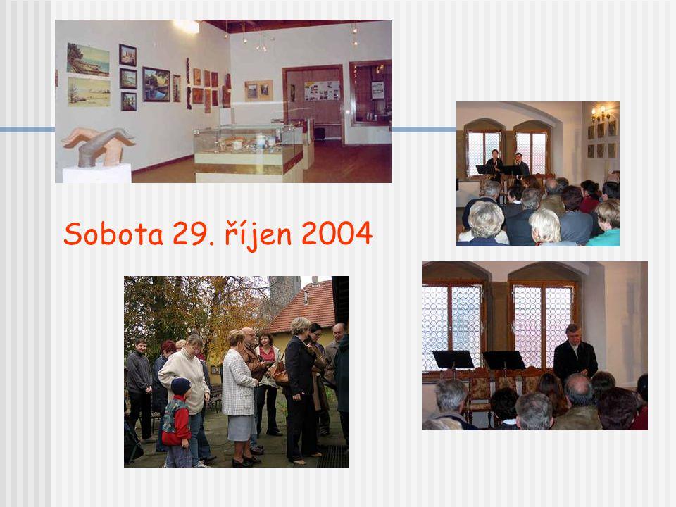 Reprezentativní výstava Je vystaveno 96 děl amatérských umělců Čelákovic