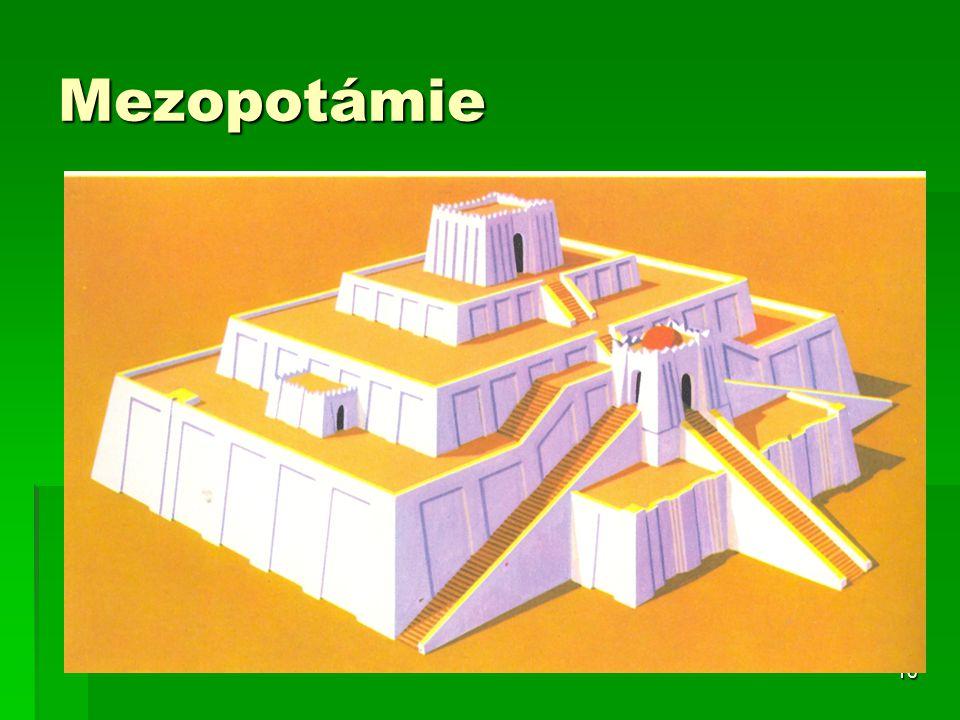 16 Mezopotámie