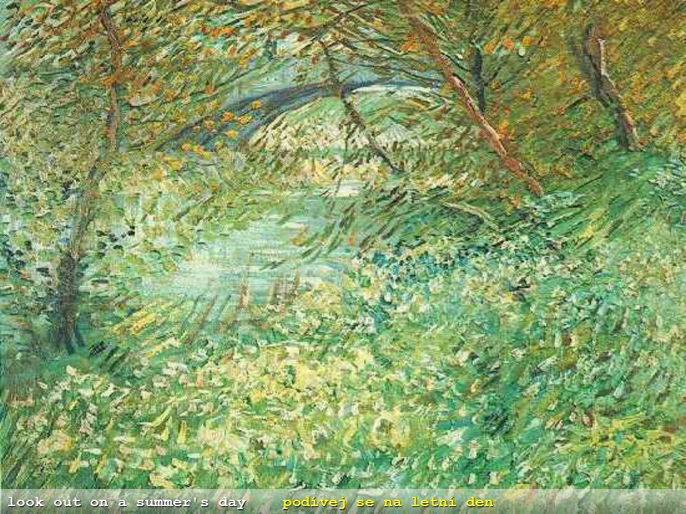 morning fields of amber grain ranní pole z jantarových zrn