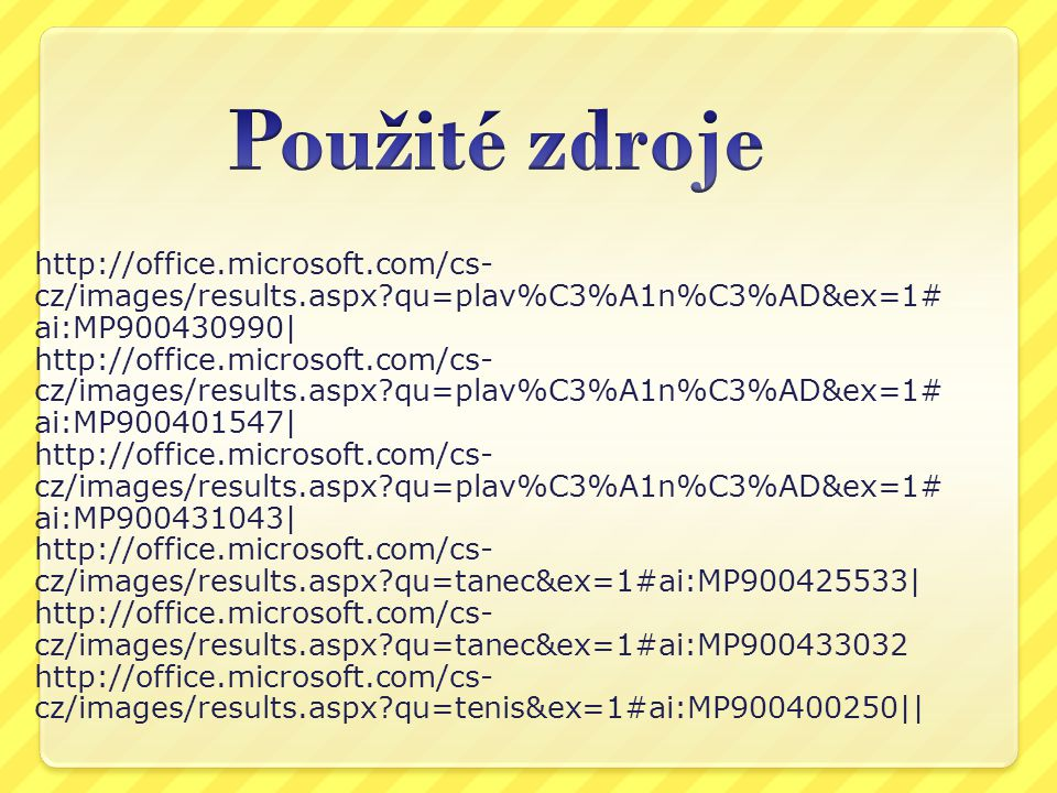 http://office.microsoft.com/cs- cz/images/results.aspx?qu=plav%C3%A1n%C3%AD&ex=1# ai:MP900430990| http://office.microsoft.com/cs- cz/images/results.as