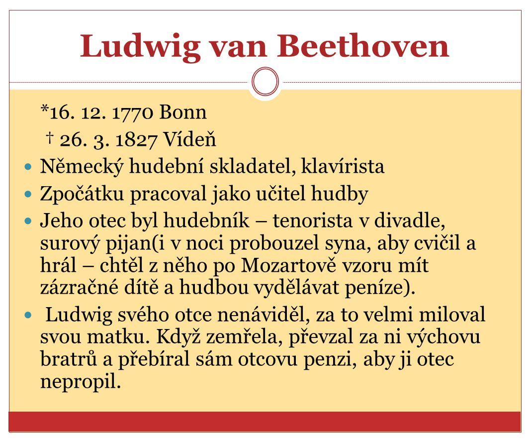 Beethovenův rodný dům v Bonnu