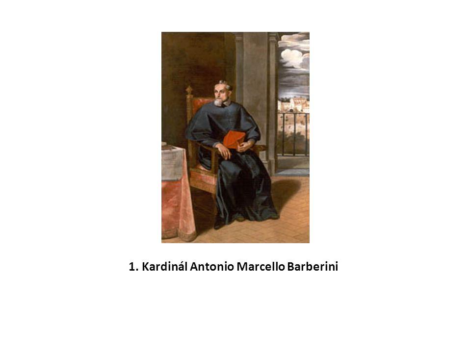 1. Kardinál Antonio Marcello Barberini