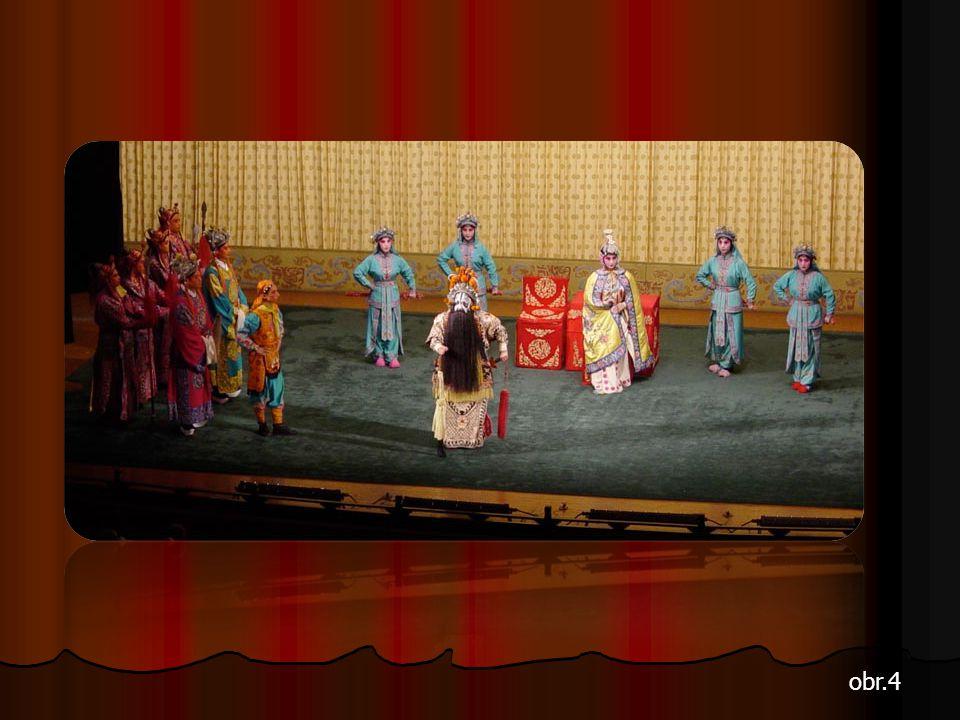 Čínská opera je označení pro hudebně - dramatické umění, které se v průběhu staletí vyvinulo v Číně.
