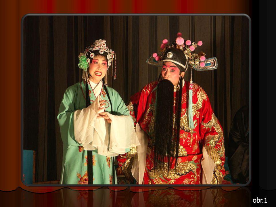 Pekingská opera baví své příznivce už více než dvě stě let.