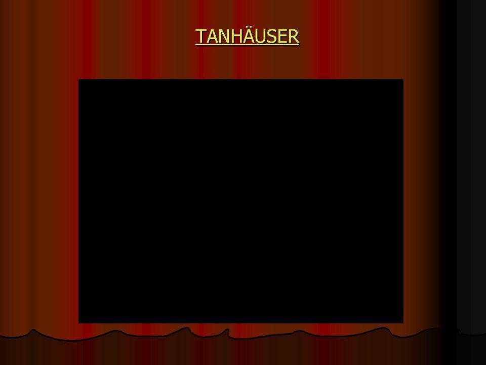 Nejhranější Wagnerovy opery jsou: BLUDNÝ HOLANĎAN BLUDNÝ HOLANĎAN