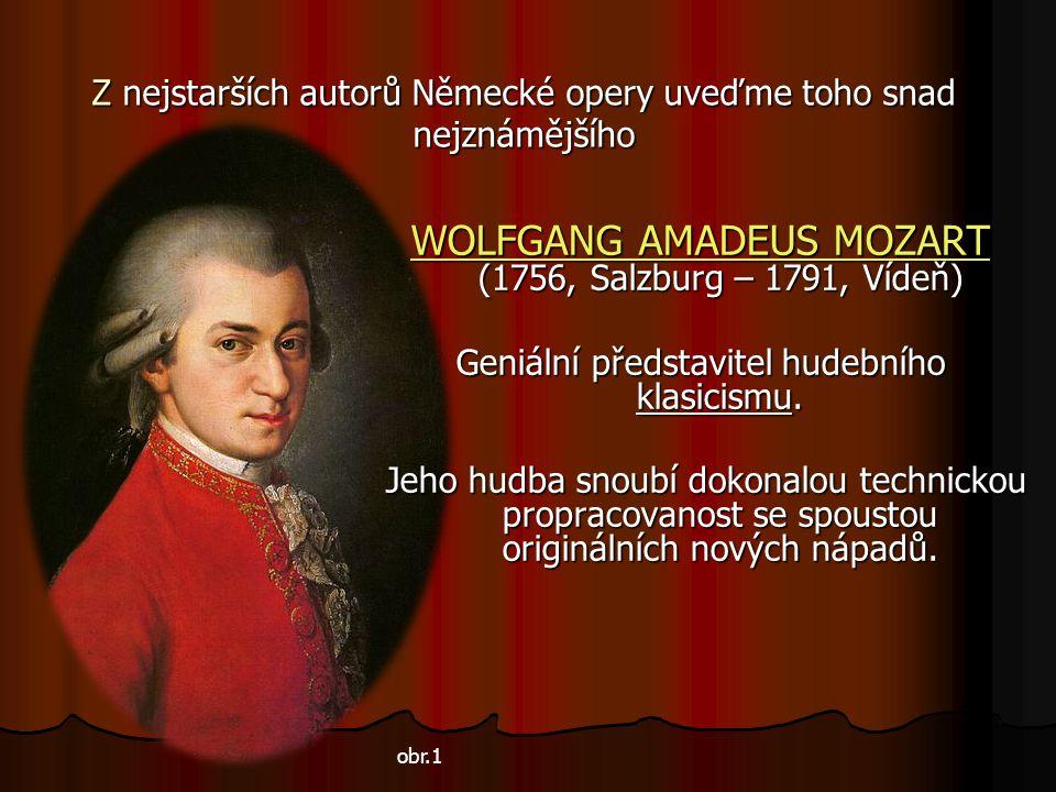 Na sklonku 17. století nastoupila zvláštní cestu opera hamburská. Někdy je jí přisuzována jakási hrubost a banálnost. Rozhodně jí však nelze upřít ten