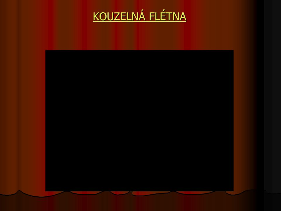 DON GIOVANNI DON GIOVANNI (opera psaná v Praze) DON GIOVANNI