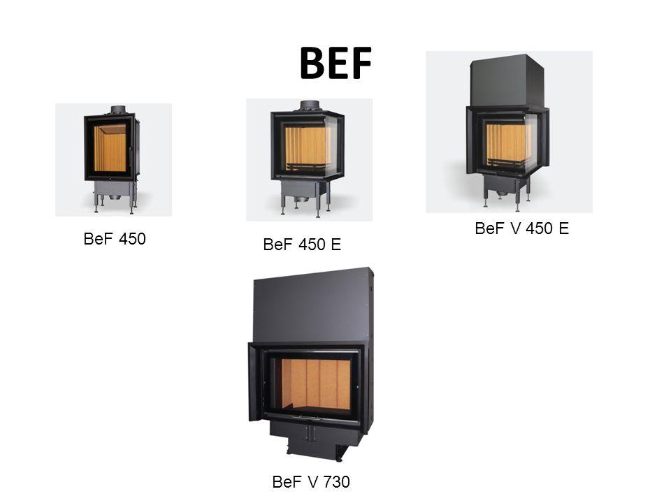 BEF BeF 450 BeF 450 E BeF V 450 E BeF V 730