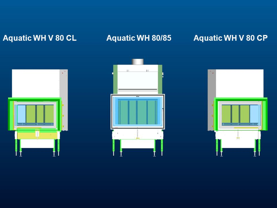 Aquatic WH V 80 CLAquatic WH V 80 CPAquatic WH 80/85