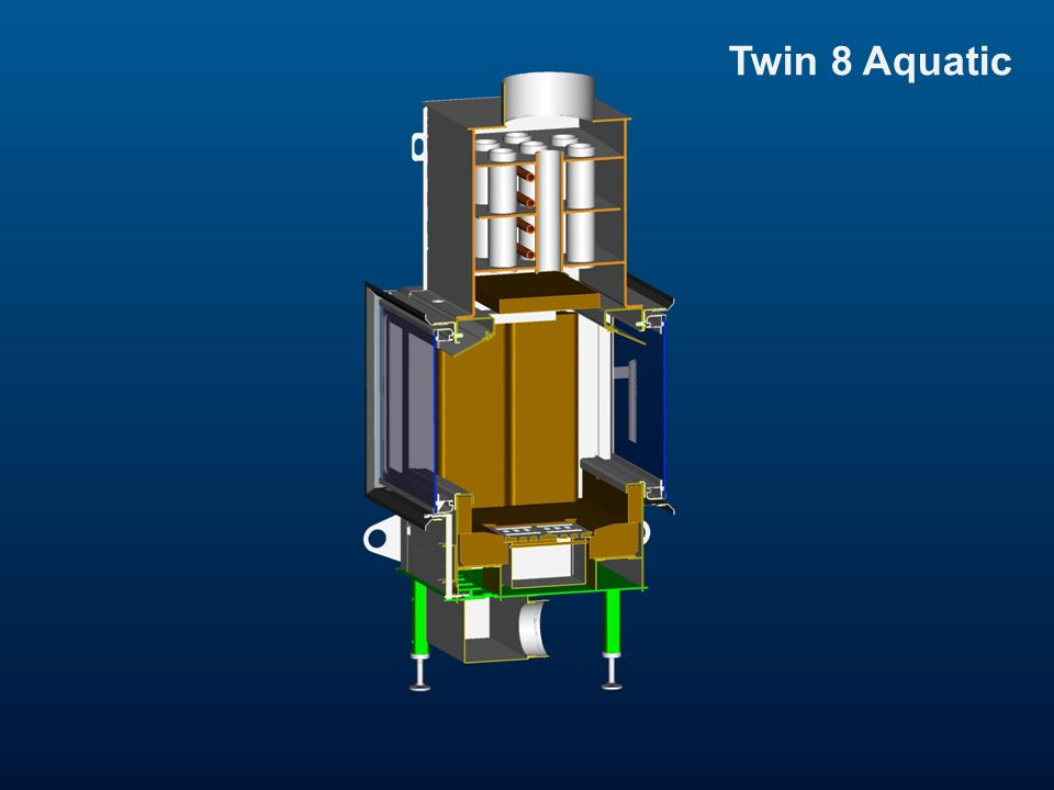 Twin 8 Aquatic