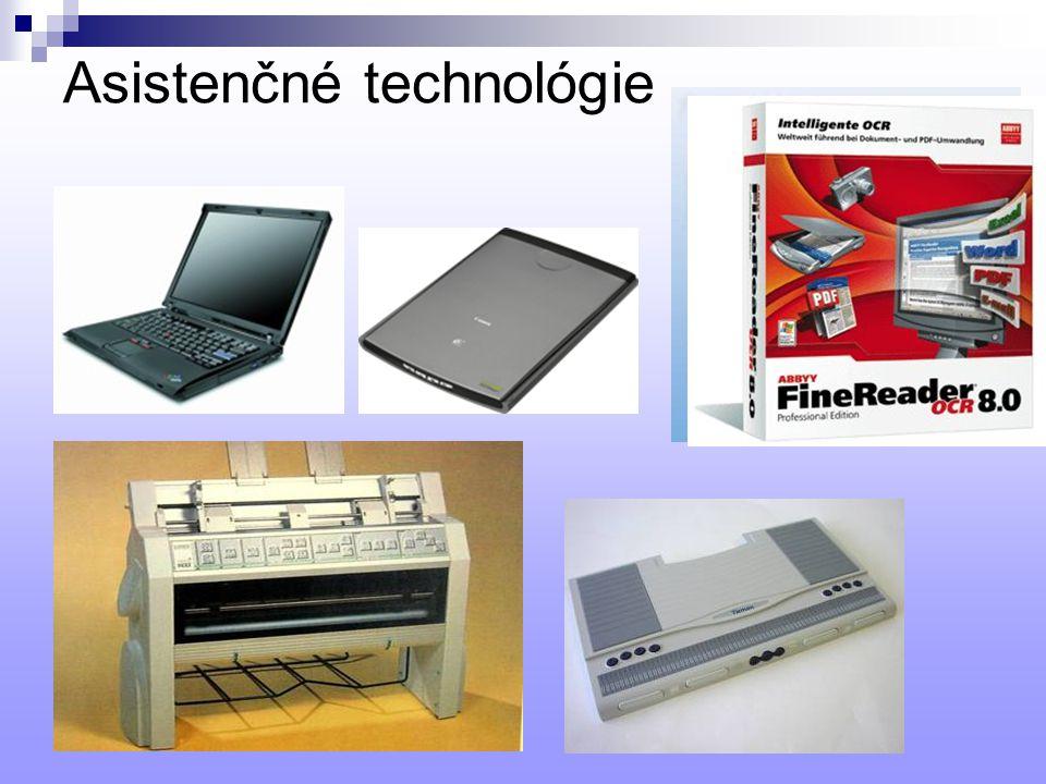 Asistenčné technológie