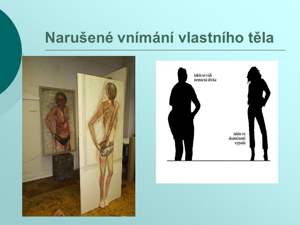 Narušené vnímání vlastního těla