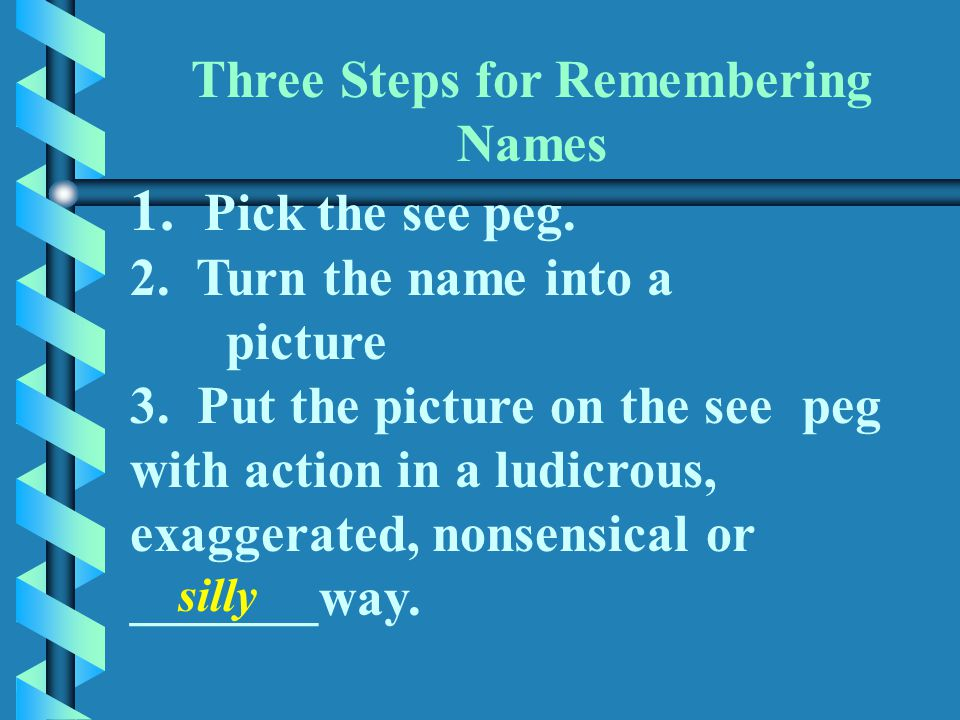 Learning Basic Association Your Mind thinks in Pictures--2 Association Word 11.
