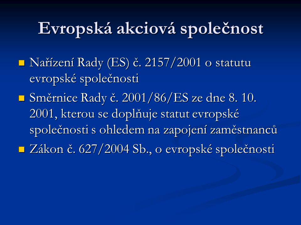 Právo, kterým se ED řídí Nařízením č.1435 Nařízením č.