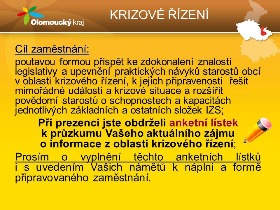 AKCE 2012 29.2.Sportovec OK 2011 (Přerov) 17.3.Ples Olomouckého kraje (Olomouc) 4.