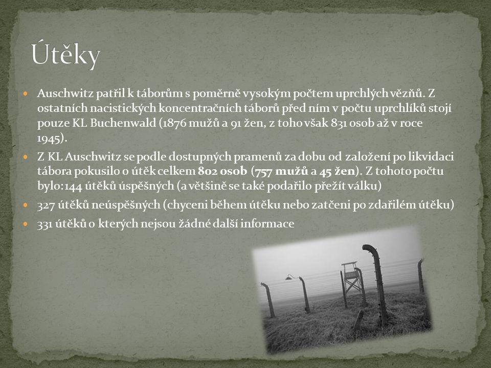 Významní uprchlíci Tadeusz Wiejowski (Polák), první uprchlík – 6.