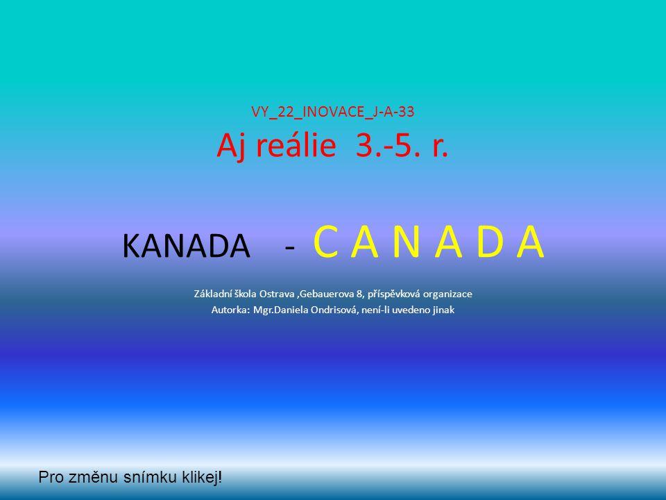 Symbol Kanady – javorový list znají především příznivci hokeje Obrázky: klipart