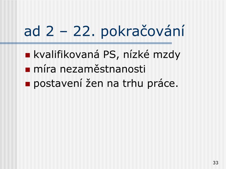 33 ad 2 – 22.