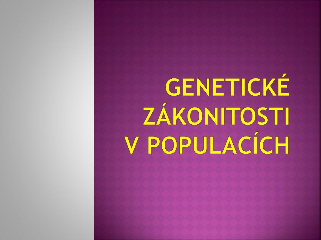  Jejich projev lze vyhodnotit pouze měřením určitých parametrů (např. výšky těla, hmotnosti,..)  Řízeny velkým počtem genů – tzv. polygenů (genů mal