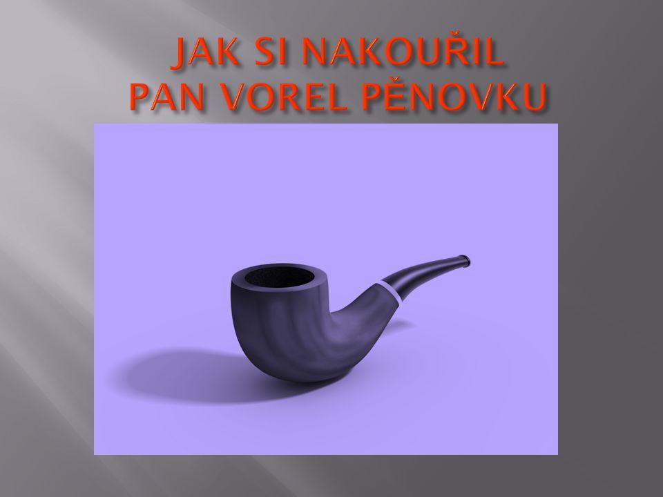 Pan Vojtíšek byl žebrák, pojednává o něm povídka Přivedla žebráka na mizinu.