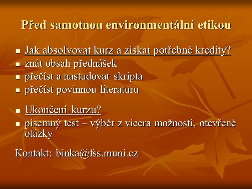 Etický typus V.B.– POZOR, Petr není sám – utilitaristická etika Etický typus V.B.