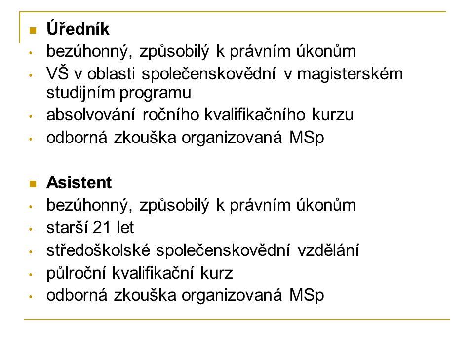 Probační program Pojem v trestním zákoně - např.