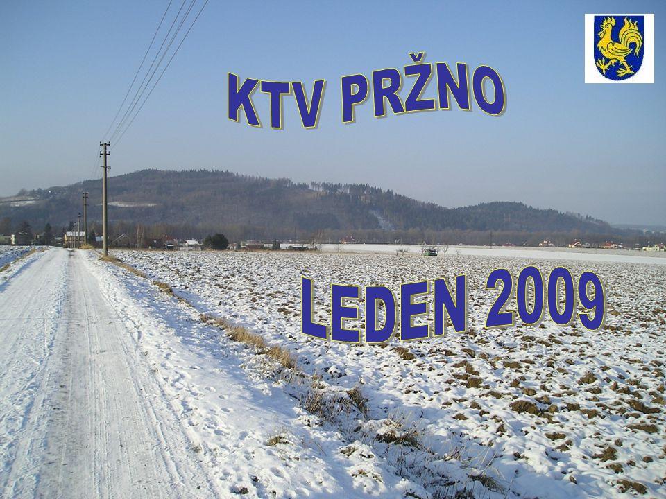 PF 2009 Příjemné prožití a úspěšný vstup do přejí všem občanům zastupitelé obce Pržno a zaměstnanci OÚ.