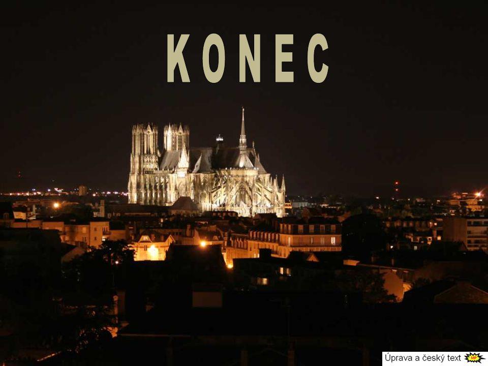 V roce 1991 byla katedrála Notre-Dame v Remeši společně se zbytky opatství Saint- Remi a palácem Tau zapsány do seznamu kulturního dědictví UNESCO