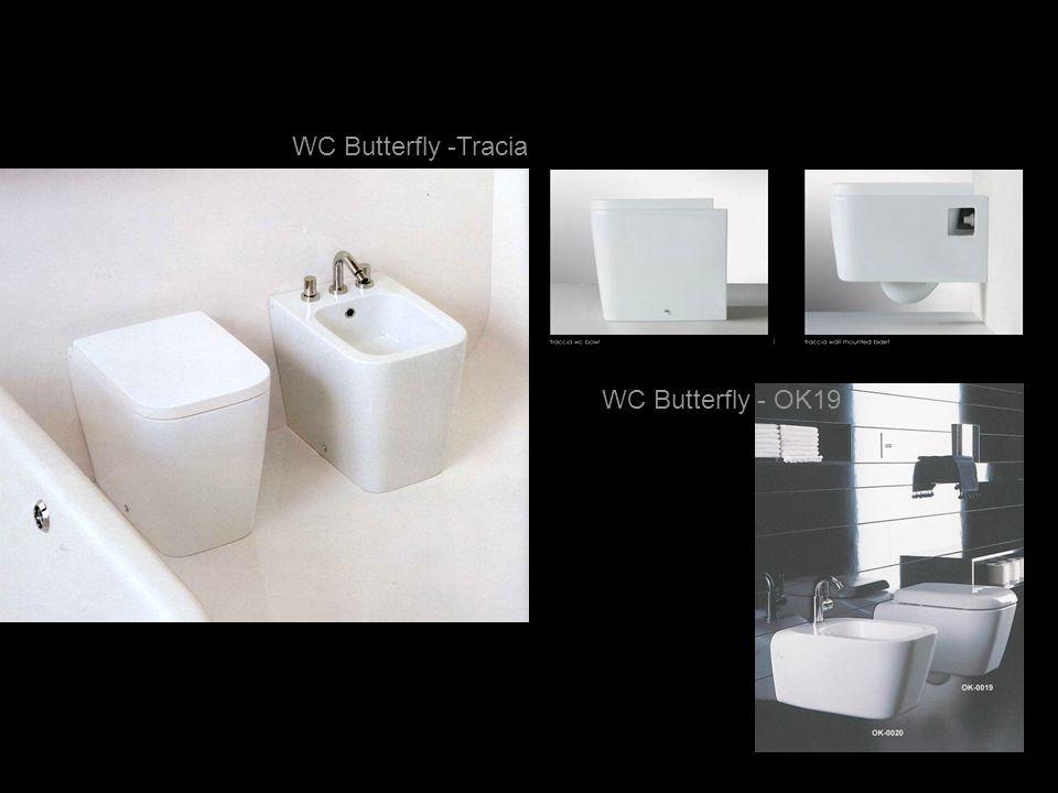 obklad koupelen / cladding of bathrooms nadstandard / above standard