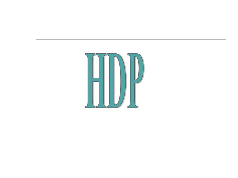 (HDP, v mezinárodních pramenech GDP z anglického Gross Domestic Product) charakterizuje z hlediska makroekonomie výkonnost národního hospodářství jako celku.