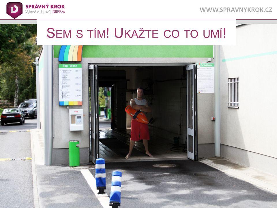 © 2008 ATOBO, a.s., www.spravnykrok.cz WWW.SPRAVNYKROK.CZ S EM S TÍM ! U KAŽTE CO TO UMÍ !