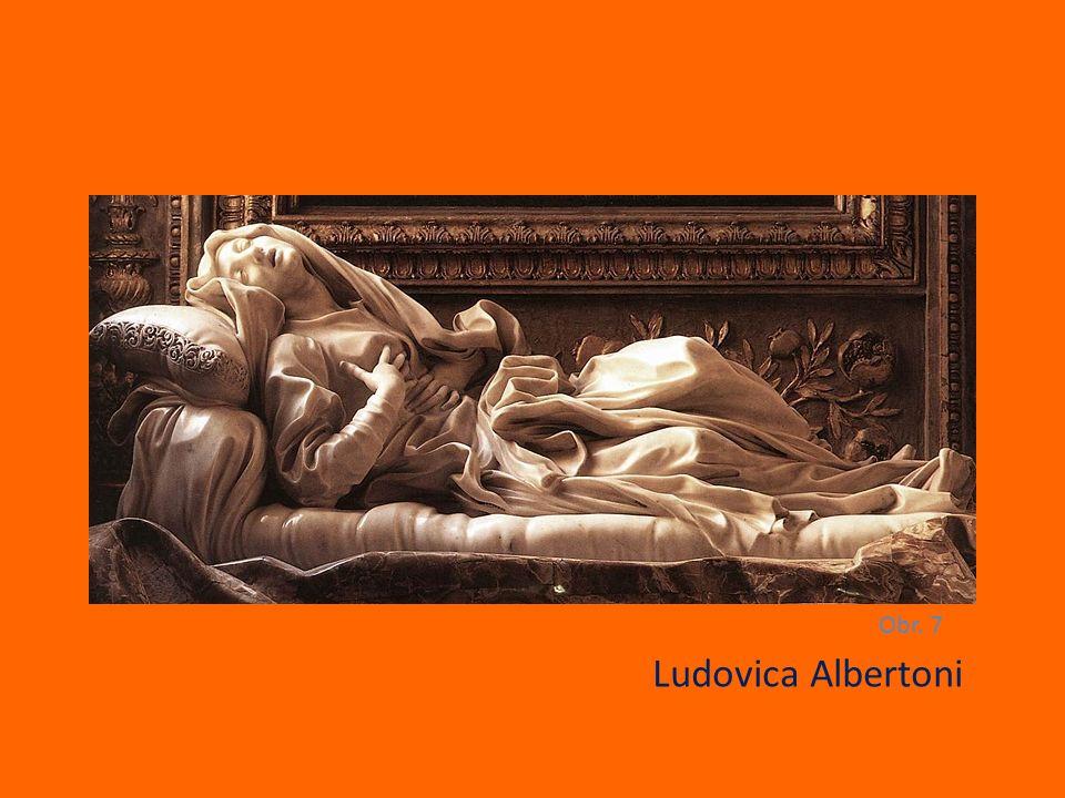 Ludovica Albertoni Obr. 7