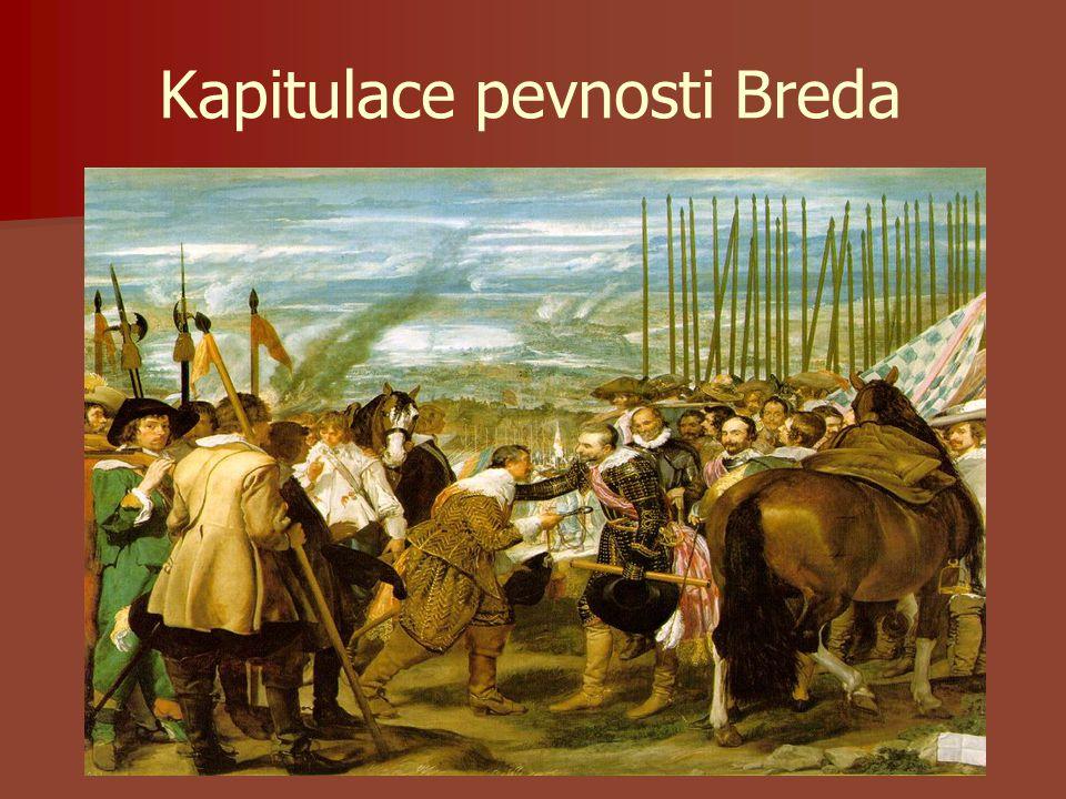 Kapitulace pevnosti Breda