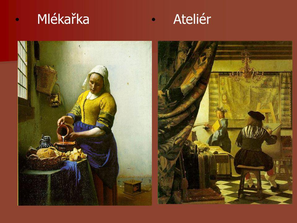 Mlékařka Ateliér