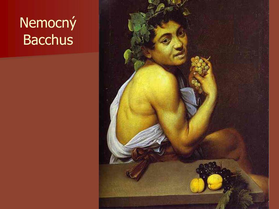 Nemocný Bacchus