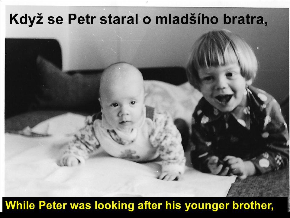 Začalo to účesy... It began with hairstyles... Petr Magda