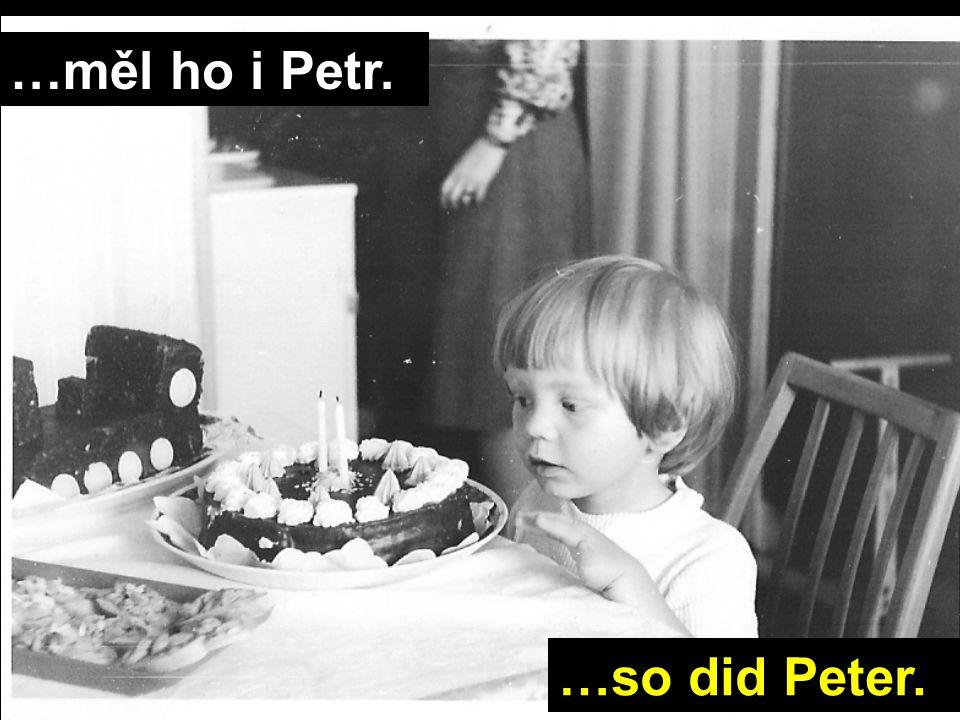 Když měla Magda čokoládový dort, When Magda had her chocolate cake,